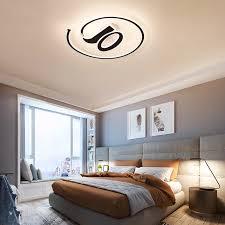 nordic led deckenleuchte wohnzimmer einfache wohnkultur decke lichter schlafzimmer romantische beleuchtung leuchte klar küche licht