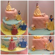 Disney Princesses Theme Cake Baby Stuff Pinterest Princess