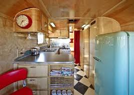 1948 Spartan Trailer Restored To Its Original Condition By Lisa Sarenduc Who Also Owns Suitable Digs A Short Term Accomodation Lodging In Santa
