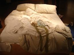 Tracey Emin My Bed by My Bed By Tracey Emin The Art Detective U0027s Muse