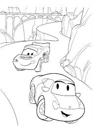 Cars 2 Coloring Pages