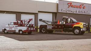 This '55 Chevrolet Wrecker Is The Most Loyal Employee At Frank's ...