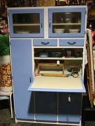 Retro Vintage Kitchen Cabinet Larder Cupboard Unit Kitchenette 1940s