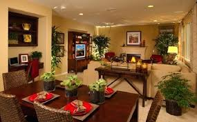 Living Room And Dining Ideas Cool Kitchen Combo For Small Space Decorating Wonderful