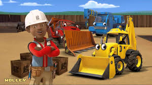 100 Bob The Builder Trucks Cartoon