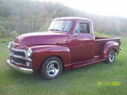 1954 Chevy 3100 Pickup | Dukes Auto Sales The Classic 1954 Chevy Truck The Picture Speaks For It Self Chevrolet Advance Design Wikipedia 10 Vintage Pickups Under 12000 Drive Tci Eeering 51959 Suspension 4link Leaf Rare 5window 1953 Gmc Vintage Truck Sale Sale Classiccarscom Cc968187 Trucks Of 40s Customer Cars And Pickup Classics On Autotrader 1949 Chevy Related Pictures Pick Up Custom 78796 Mcg