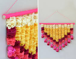 Crepe Paper Decorations Imagination And Creativity Go On