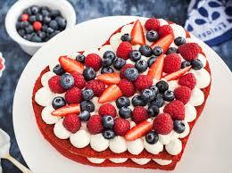 muttertags kuchen velvet cake freundin de