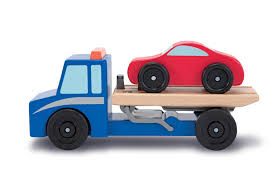 Melissa & Doug Flatbed Tow Truck 4543 | You Are My Everything (Yame ...