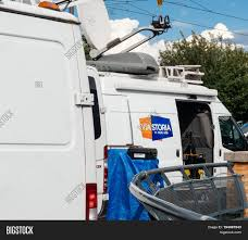 STRASBOURG FRANCE - Image & Photo (Free Trial) | Bigstock Pmtv Sallite Uplink Trucks For Broadcast Live Streaming Trucks At The Coverage Of Timothy Mcveighs Exec Flickr Side Loader New Way The Best To Transmit Data In Really Wired 3d Rendering On Road With Path Traced By Stock Espn Gameday Truck Was Parked Nearby 2012 Us Presidential Primary Covering Coverage Tv News Broadcast Live With Antenna And Sallite Tv Truck Parabolic Frm N24 Channel Media Descend On Jpl Nasas Mars Exploration Program Rear View Of White Television Multiple