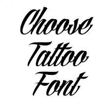 Graffiti Tattoo Font Creator