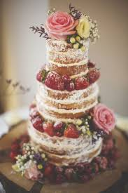 Oneloomstudio Incredible Rustic Wedding Cake With Decadent Fruit And Sugar Finishes