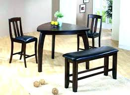 Black Dining Room Table And Chairs Pub Set Cheap Small Compact Sets For