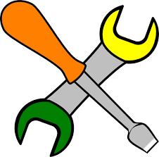 Coloured Tools Clip Art At Clker Com Vector Online Royalty