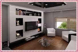 Drywall TV Unit Ideas 2016 Gypsum Wall Designs