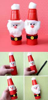 Christmas Crafts With Toilet Paper Rolls