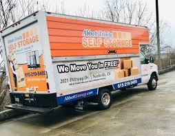 100 Truck Rental Nashville Tn Self Storage TN Abbott Trinity Self Storage