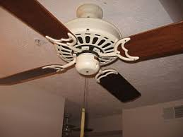 Generic Style Ceiling Fan From The Early 1980s