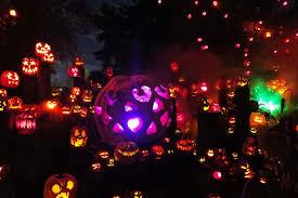 Roger Williams Pumpkin by Jack 0 Lantern Spectacular In Providence Rhode Island Wandering