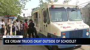 100 Philly Food Trucks Mom Leads Charge To Push Ice Cream Trucks Away From Schools