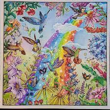 Animorphia Kerbyrosanes Coloringbook Coloriage Art
