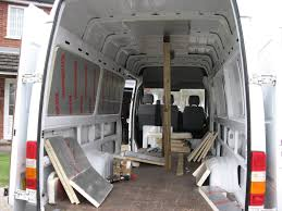 Steves Campervan Conversion Project
