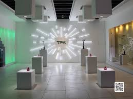 exhibition no3 waterproof high power dmx led wall washer