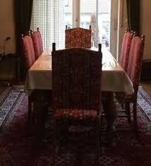esstisch tisch stuhl sets aus eiche fürs esszimmer