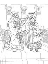 King Joash Crowned Coloring Page From Category Select 27237 Printable Crafts Of Cartoons Nature Animals Bible And Many More