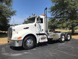 100 Day Cab Trucks For Sale 2008 Peterbilt 386 Tandem Axle Truck Caterpillar C13 430HP Manual 283472 Miles Chatham VA 766351 MyLittlesmancom