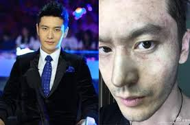 Just Got Married Last Week Huang Xiaoming Recently Put Out An SOS On His Weibo