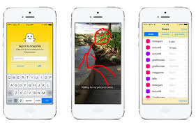 Snapchat Download Free for iPhone iPad iOS and Apple Devices