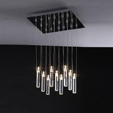 49 Examples Adorable Contemporary Chandelier Funky Dining Room Lights Modern Pendant Drum Chandeliers Crystal Circular Lighting Large Glass For Inspiring
