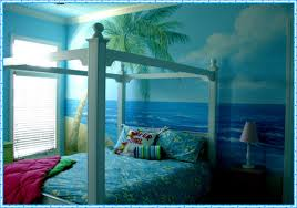 Wall Mural Decals Beach by Cool Beach Wall Decals Home Decorations Ideas