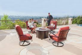 Restrapping Patio Furniture San Diego by O W Lee Luxurious Outdoor Casual Furniture U0026 Fire Pits