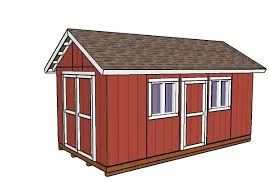 10x20 Storage Shed Kits by 10x20 Shed Plans Outdoor Shed Plans Free Pinterest Building