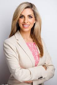 Ms Brett Who Is A Regular TV Reporter With Channel Seven Has Also Published