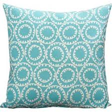 Modern Contemporary Bohemian Outdoor Pillow