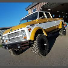 100 Where Are Chevy Trucks Built 1972 K50 Crew Cab Built By Rtech Fabrications The Duke