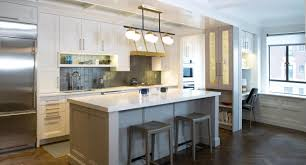 100 Sophisticated Kitchens Small New York Still Look Elegant