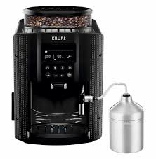 Krups EA 8160 Espresso Machine 18L 1cups Black Coffee Maker