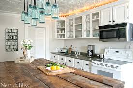 farmhouse kitchen tour updated nest of bliss
