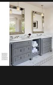 Double Vanity Bathroom Ideas by Best 25 Bathroom Vanity Mirrors Ideas On Pinterest With Regard To