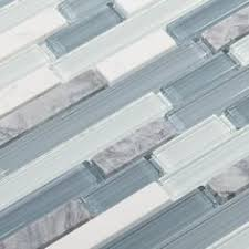 bliss iceland and glass linear mosaic tiles iceland