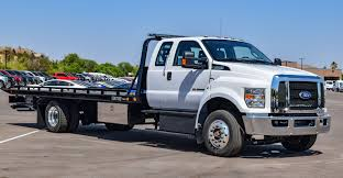 2016 Ford F-650 Century Rollback Tow Truck Walkaround - YouTube