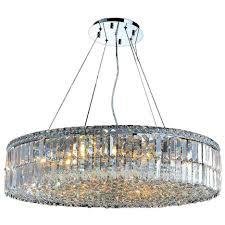 Round Light Bulbs For Chandelier Modern Dining Room Lighting Murano Glass Long
