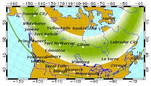 Aurora Borealis Northern Lights Display Possible Tonight and Beyond