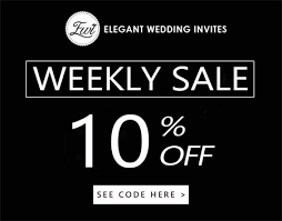 Weekly Sale Affordable Wedding Invitations On Elegantweddinginvites
