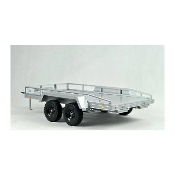Cross RC CZR90100023 T006 Twin-Axle Flatbed Trailer Kit