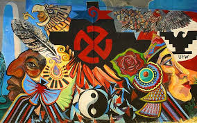 a mural from chicano park in san diego ca us latino places